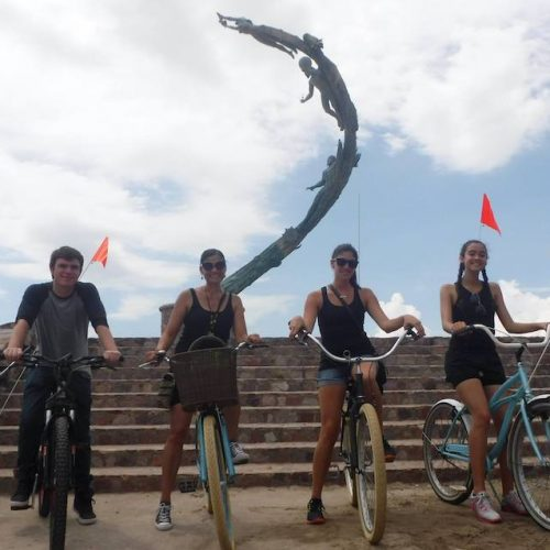 Xiutla Riders Ecoadventures-Puerto Vallarta-Malecon By Bicycle Tour